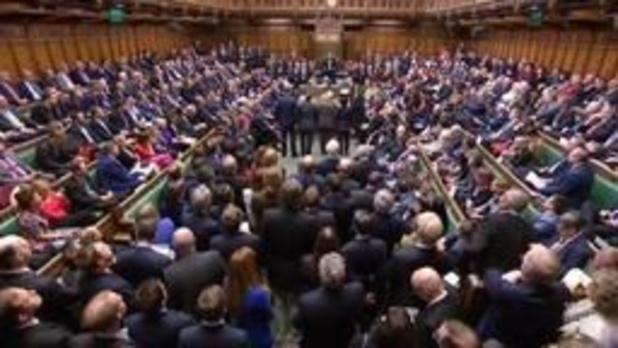 Brits parlement wijst echtscheidingsakkoord met Europese Unie opnieuw af