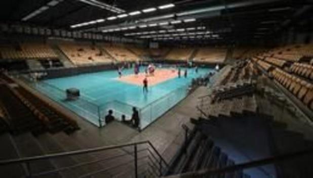 Euromillions Volley League - Maaseik reprend l'avantage (2-1) en allant s'imposer à Roulers en finale des playoffs