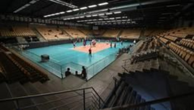 EuroMillions Volley League - Maaseik klopt Roeselare en pakt opnieuw de leiding in finale van play-offs