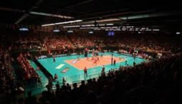 Euromillions Volley League - Titel is 25e keer op rij voor Maaseik of Roeselare