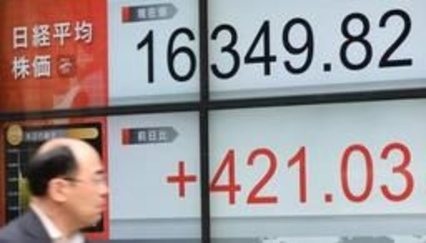 Bourse de Tokyo: le Nikkei finit au-delà des 30.000 points, une première depuis 1990