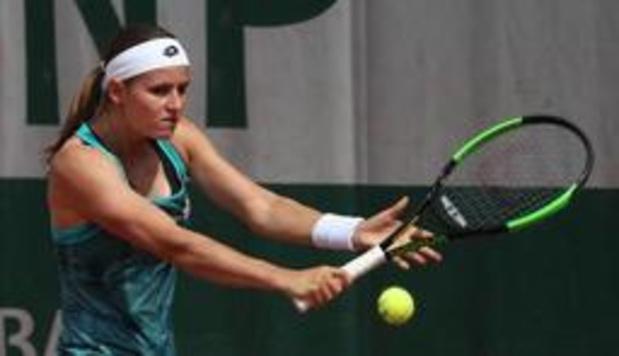 US Open - Greet Minnen plaatst zich niet voor tweede kwalificatieronde