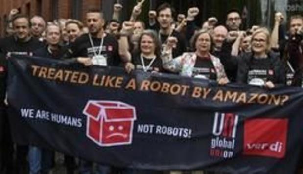 Vakbonden uit 15 landen komen bijeen over Amazon