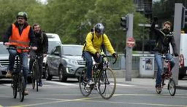Vlaamse fietsvergoedingen voor woon-werkverkeer verdubbeld in periode 2010-2018