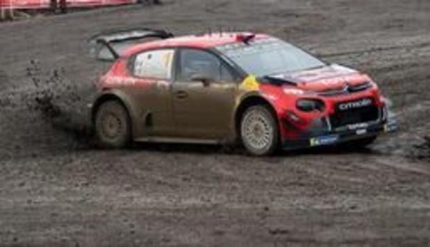 WRC - Tänak remporte le Rallye du Chili, Ogier déloge Neuville de la tête du championnat