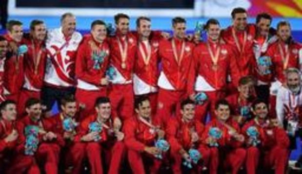 L'Angleterre partage 2-2 avec le Pays de Galles dans le groupe A, celui de la Belgique