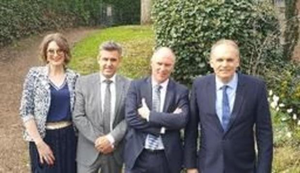 Le député wallon André-Pierre Puget sur une liste Destexhe à Liège