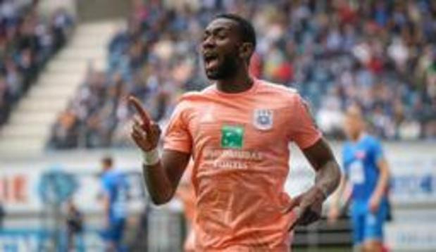 Yannick Bolasie (ex-Anderlecht) weigert transfer naar Rusland uit vrees voor racisme