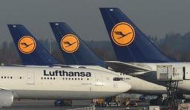 Lufthansa-vlucht naar China moet door defecte motor terugkeren naar Frankfurt