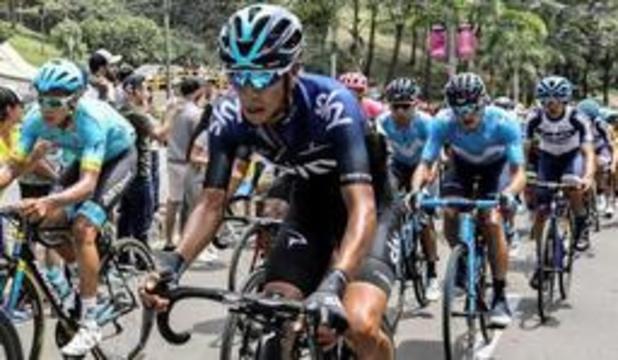 Triomphe total pour le Colombien Ivan Sosa, vainqueur de la dernière étape et du général