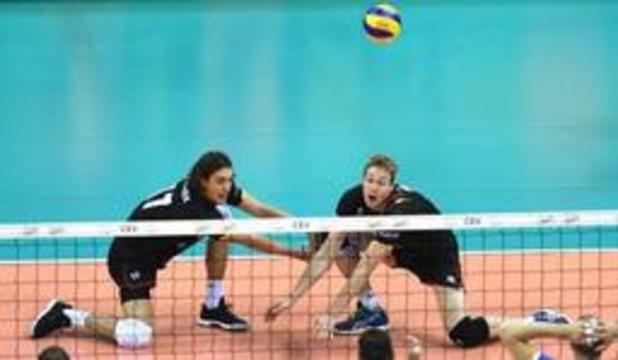 Olympisch kwalificatietoernooi volley - Red Dragons starten met 3-1 nederlaag tegen Verenigde Staten