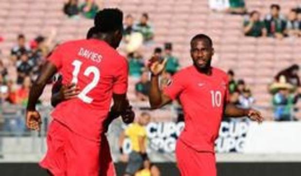 Gold Cup - Mexico start Gold Cup met demonstratie tegen Cuba, Jonathan David bezorgt Canada de zege
