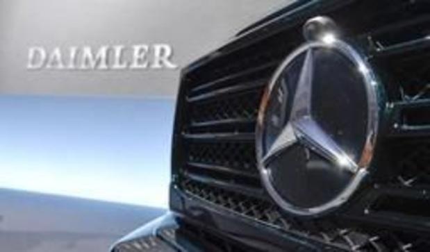 Daimler et BMW : des voitures autonomes en 2024