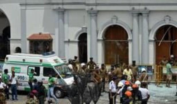 Explosies Sri Lanka - Dodental loopt op tot 129