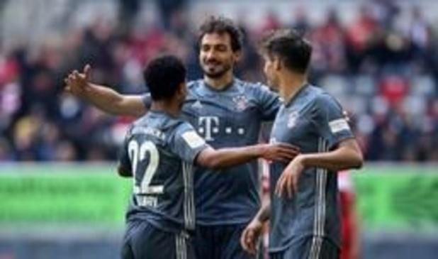 Bayern München heeft ondanks penaltygoal Lukebakio geen kind aan Düsseldorf