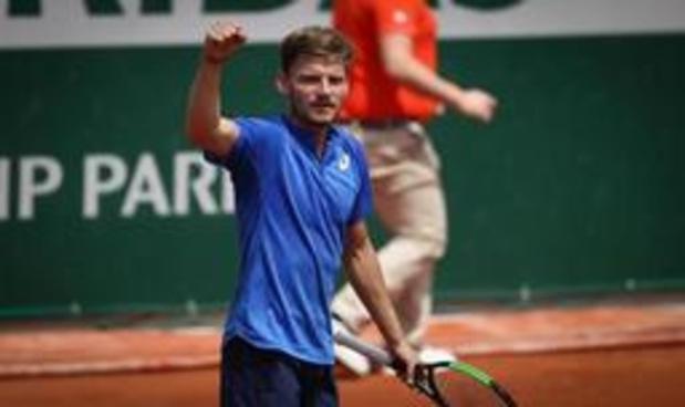 """Roland-Garros - Goffin voor duel tegen Nadal: """"Ik zal voor elk punt diep moeten gaan"""""""