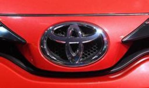 Toyota investit dans Didi