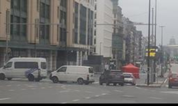Wagen van dodelijk ongeval met vluchtmisdrijf aan Rogier teruggevonden