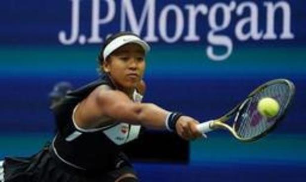 Eliminée en 8e de finaleà l'US Open, Naomi Osaka, tenante du titre, perd sa place de N.1 mondiale