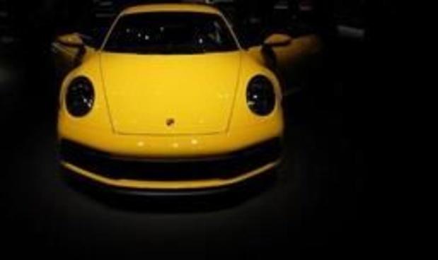 Porsche krijgt in Duitsland boete van dik half miljard euro