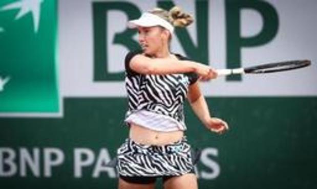 Elise Mertens stoot vlot door naar derde ronde