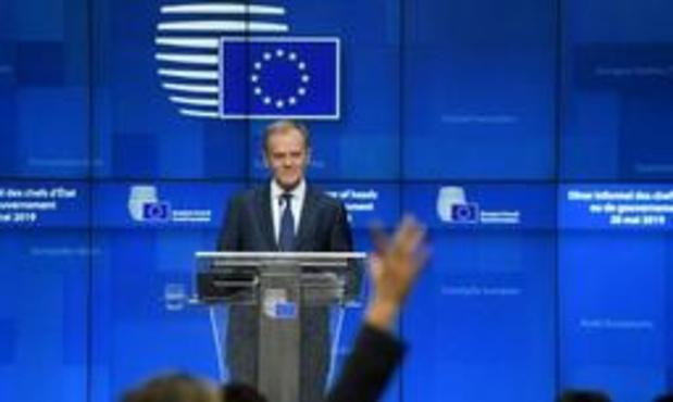 Sommet européen - Donald Tusk veut au moins deux femmes à des postes clés de l'UE