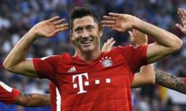 Robert Lewandowski prolonge au Bayern Munich jusqu'en 2023