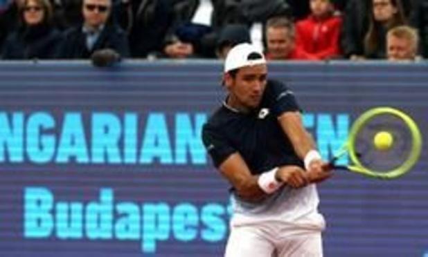 Berrettini steekt tweede ATP-titel op zak