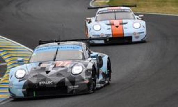 Porsche pakt zege