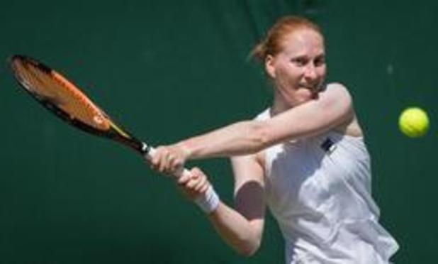 Alison Van Uytvanck grijpt naast vijfde WTA-titel