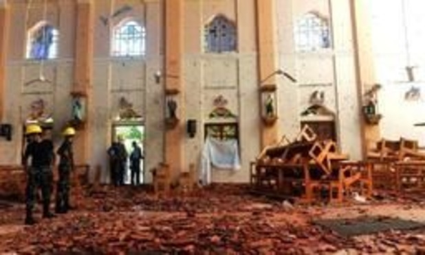 Le mouvement islamiste National Thowheeth Jama'ath (NTJ) est à l'origine des attentats