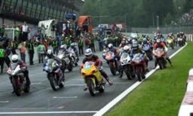 Retour du championnat du monde d'endurance moto sur le circuit de Spa-Francorchamps