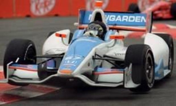 IndyCar - Josef Newgarden fait coup double à Détroit