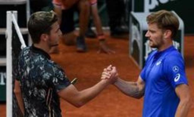"""Goffin, qui défie Nadal: """"Le match qu'on a envie de jouer. Et de bien jouer"""""""