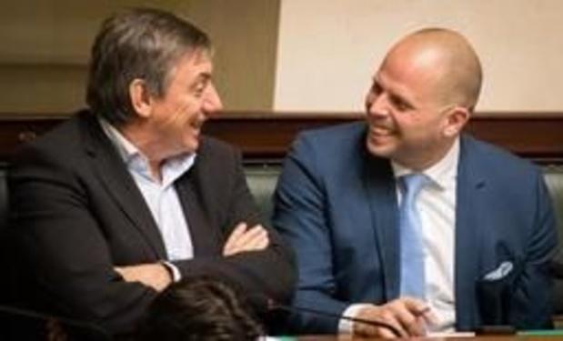 """""""Francken en Jambon gaan gesprekken leiden voor N-VA"""""""