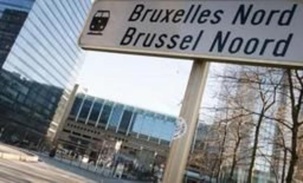 Man gewond na schietpartij aan Brussel-Noord