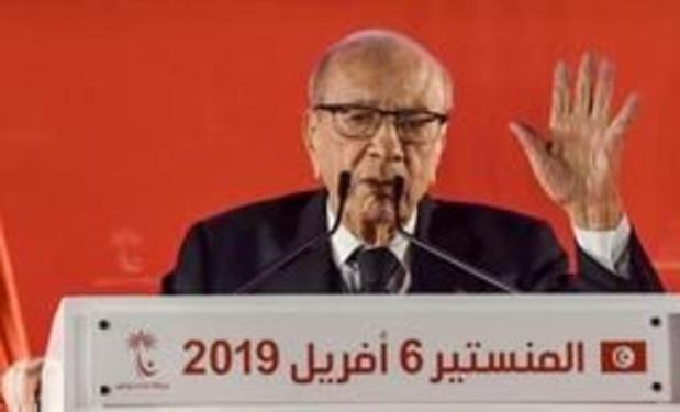 Tunesische president Essebsi is geen kandidaat bij presidentsverkiezingen