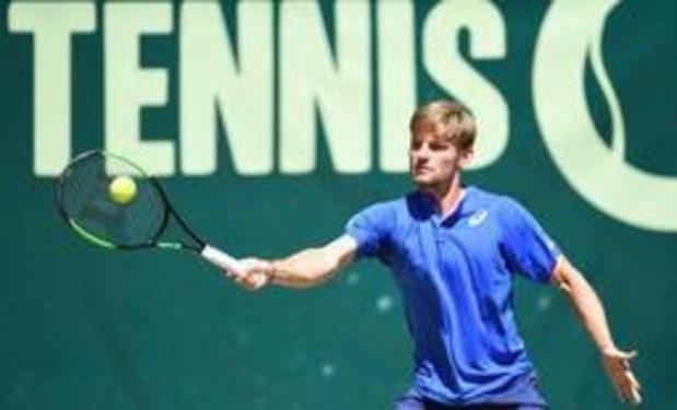 David Goffin stijgt tien plaatsen op ATP-ranking