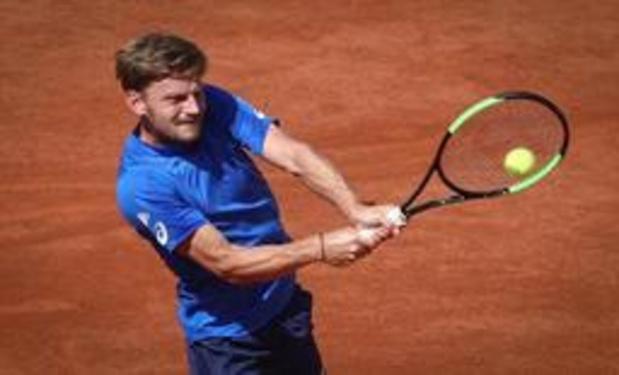 Goffin weert zich, maar kan pletwals Nadal niet afstoppen