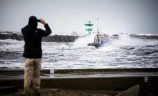 Stormen krijgen in Nederland voortaan een naam
