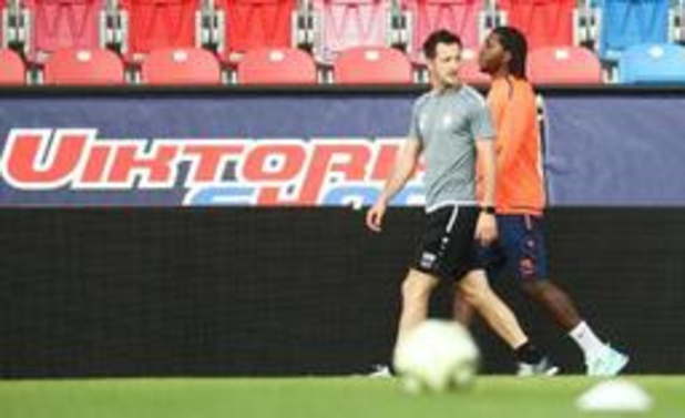Europa League - Antwerp start zonder Mbokani in Plzen