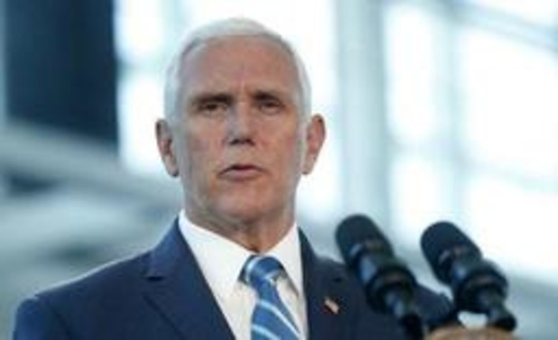 Amerikaanse vicepresident Pence zegt verrassend bezoek aan New Hampshire af