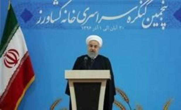 """L'Iran accuse Washington d'être """"à la tête du terrorisme international"""""""