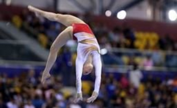 La Belgique remporte le Flanders International Team Challenge de gymnastique