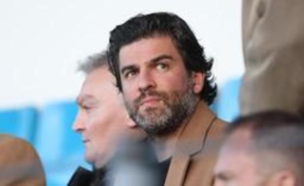 Mehdi Bayat is nieuwe voorzitter van KBVB