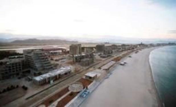 Corée du Nord - L'ouverture d'un complexe balnéaire à nouveau retardée, sans doute à cause des sanctions