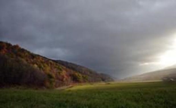 Temps doux et variable avec parfois des averses ce mardi