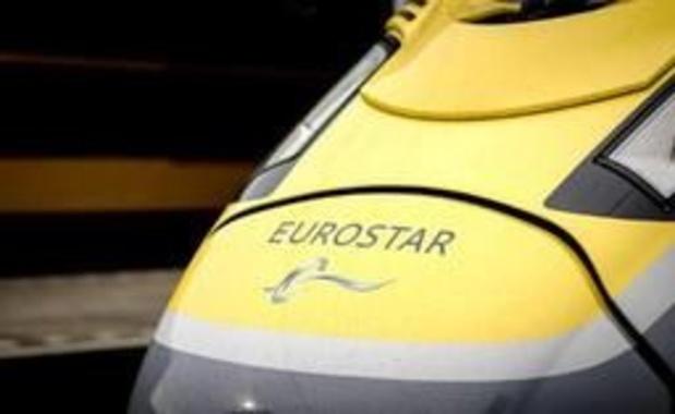 Trafic Eurostar suspendu provisoirement depuis et vers Londres à cause d'un manifestant