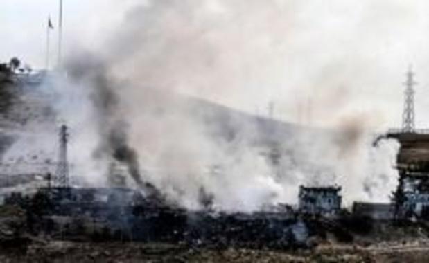 Turks leger bombardeert Koerdische bases in Irak