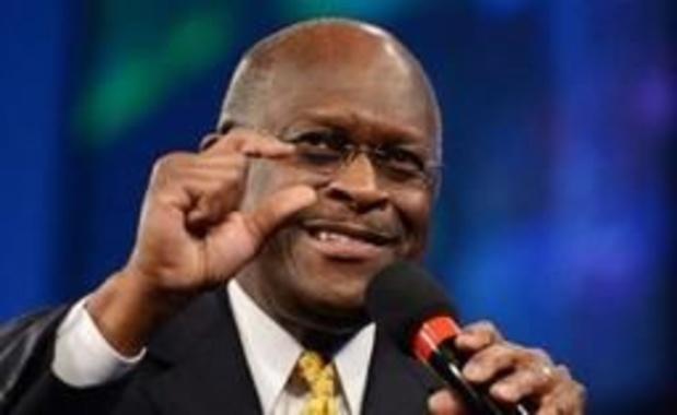 Herman Cain toch geen kandidaat voor zitje in bestuur van Fed